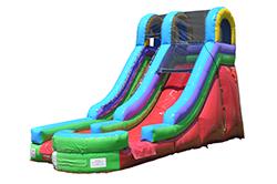 15ft Retro Slide