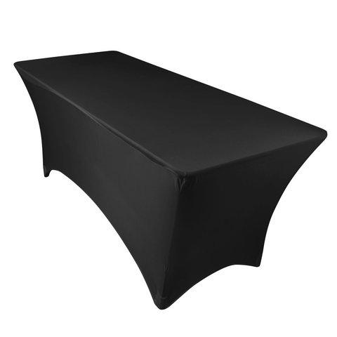 Black Spandex 90x132