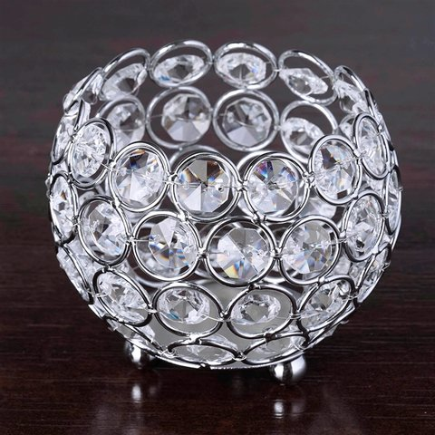 Round Crystal Vative