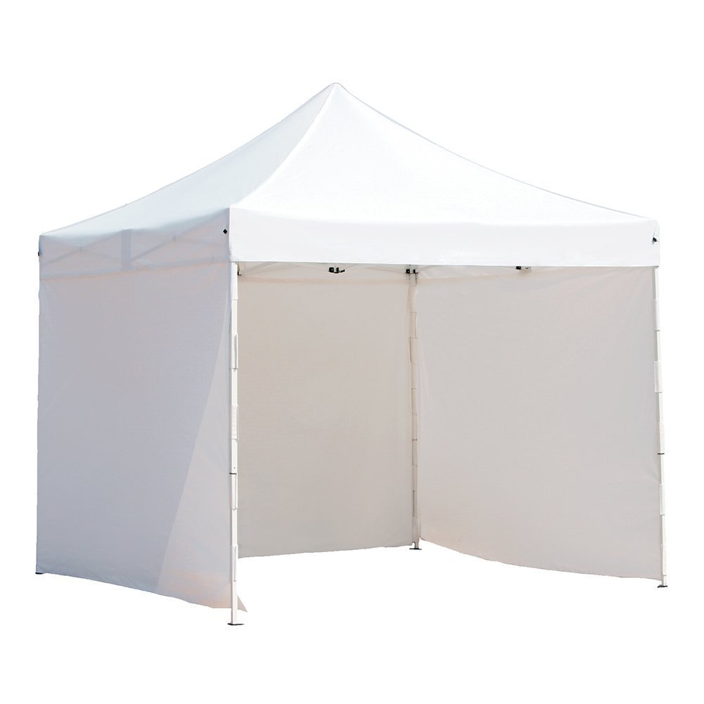 White 10 x 10 Canopy W/ Sides  sc 1 st  Orlando Fun Party Rentals & Tables Chairs u0026 Tent Rentals - Renting Tables u0026 Chairs - Orlando ...