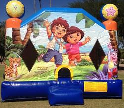 Licensed Theme Dora-Diego