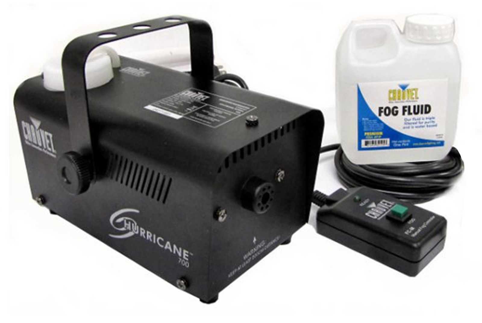 CHAUVET HURRICANE 700 Pro Fog/Smoke Machine