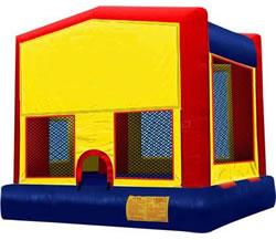 Plain Bounce House