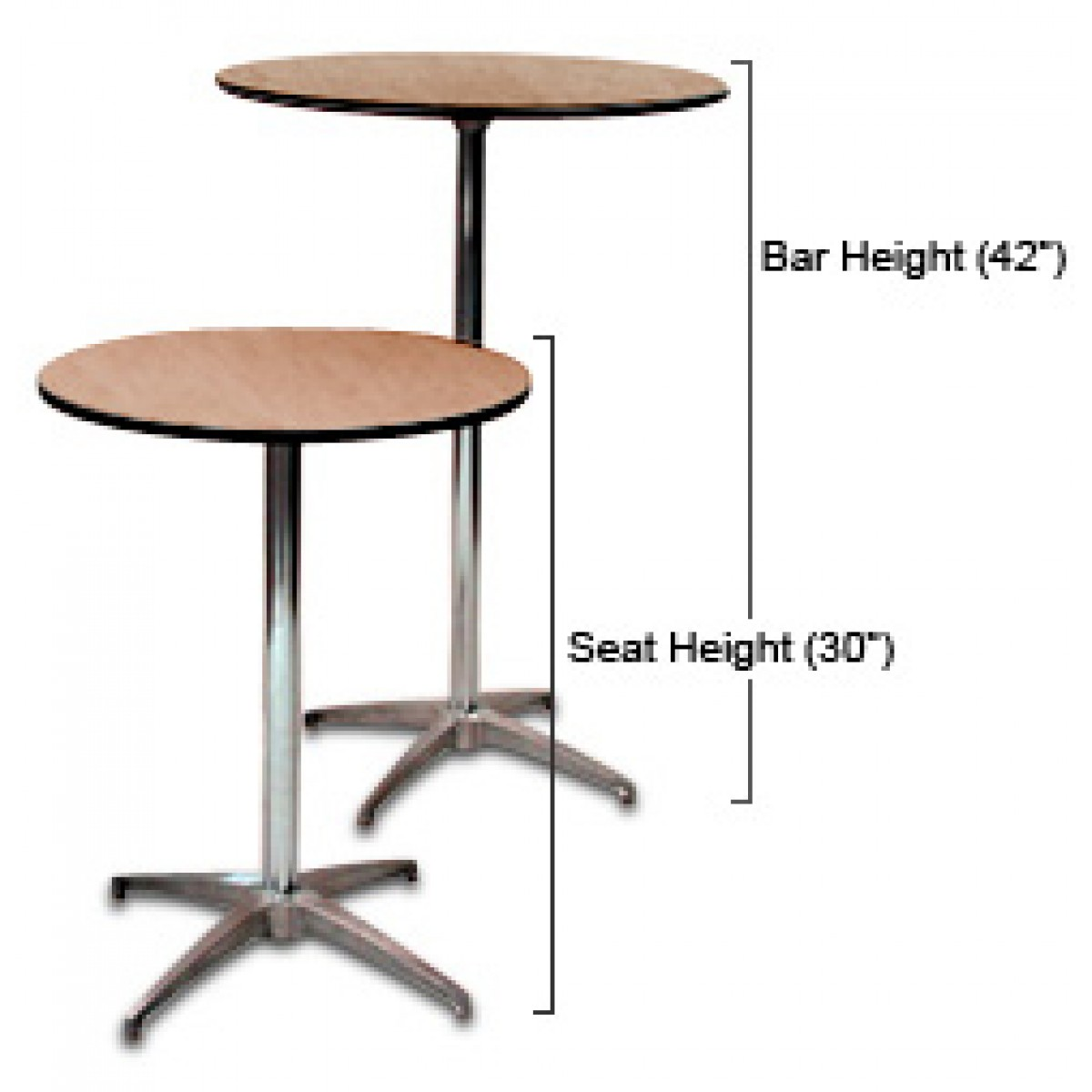 30in Cocktail Tables