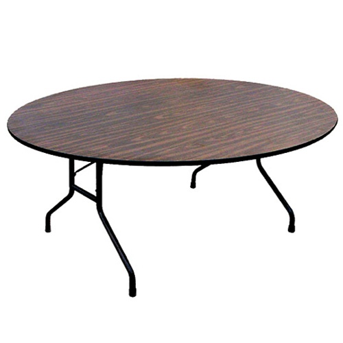 60in Round Folding Table