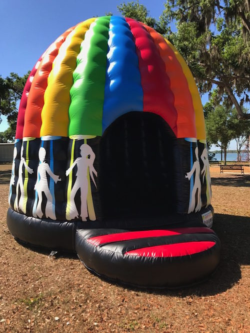 bounce house rental for wedding