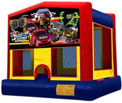 Race Car Bouncer