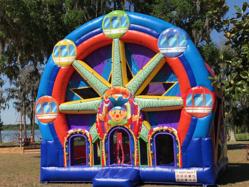 Carnival Ferris Wheel Combo