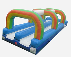 30ft Double Lane Slip-n-Slide