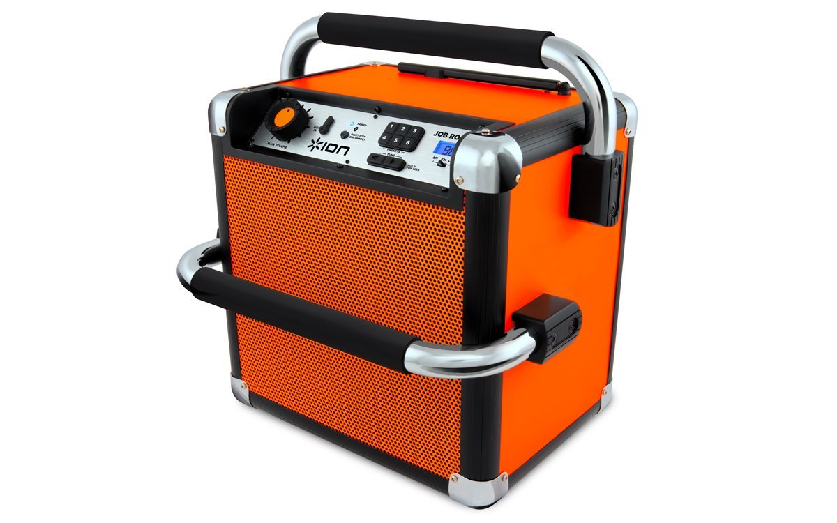 Ion Portable Bluetooth Speaker System