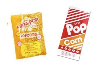 Pop Corn Supplies