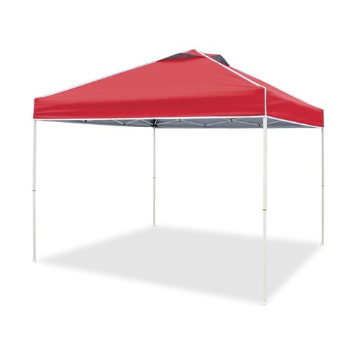 Red 10x10 Canopy